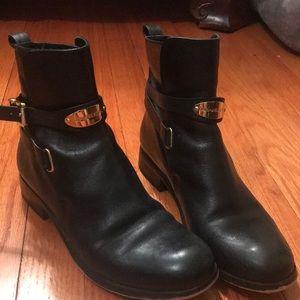 Micheal Kors boots, very light wear.